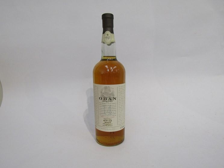 Lot 7040 - Oban 14 year Old Single Malt Scotch Whisky,