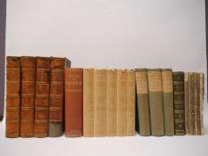 Richard Lydekker (edited): 'The Royal Natural History', London, Warne, 1893-1895, volumes I-IV,