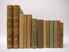 Richard & Cherry Kearton, twelve titles: 'Our Rarer British Breeding Birds', 1899, 1st edition,