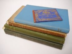 Six books/booklets on Sudbury and environs, comprising 'The Princess Album of Sudbury, Suffolk.