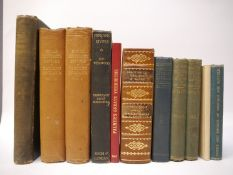 A collection of eleven East Anglia related titles,