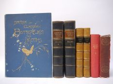 A small collection of Natural History titles including Bewick 'A History of British Birds',