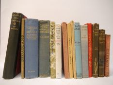 A collection of Nineteen Norfolk Broads and Norfolk/North Suffolk related titles,