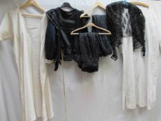 Two nightdresses,