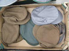 A box of German M43 caps