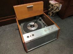 A PYE record player