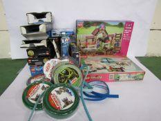 Mixed Lego and similar sets,