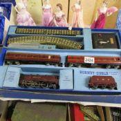 A Hornby 'Duchess of Atholl' train set.