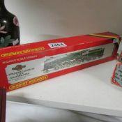 A boxed Hornby 'Eternal Star' locomotive.