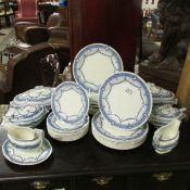 Approximately 39 pieces of Wedgwood Adephi pattern table ware.