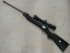 A good air rifle with sight marked SMK (Sport Marketing)