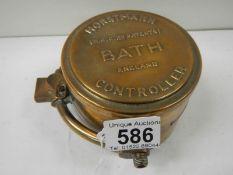 A Horstmann H.G.C Ltd., bath controller.