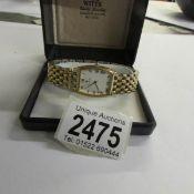 A Pierre Cardin ladies wrist watch in working order.