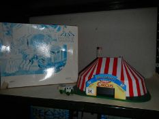 A Days Gone Billy Smart's circus big top. Box a/f.