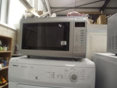 A Panasonic microwave