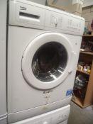 A Beko washing machine