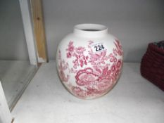 A Masons vase