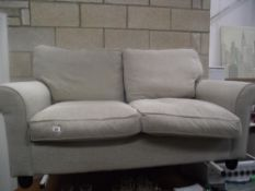 A 2 seater settee