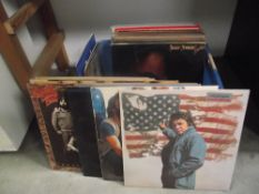 38 various LP's mainly country