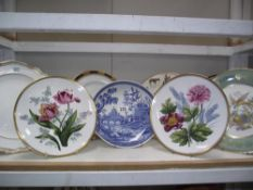 A good lot of Spode and Aynsley cabinet plates