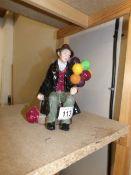 A Royal Doulton figure 'The Balloon Man', HN1954.