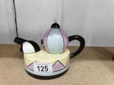 A Lorna Bailey teapot.