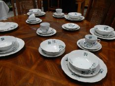 A part dinner and tea set.