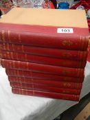 8 volumes of Book of Knowledge.