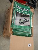 A large collection of Motorsport, 1962 onwards.
