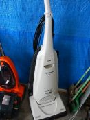 A Panasonic 1900w vacuum cleaner.