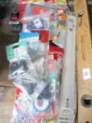 A large quantity of fittings etc