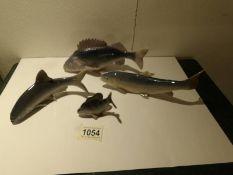 4 Copenhagen fish.