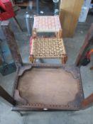 6 various stools