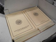 A large quantity of 1990's Journal of the Society for Army Historical Research.