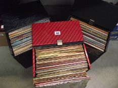 3 boxes of LP records, a mixture, including Lionel Ritchie, Gladys Knight,