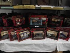 25 boxed yesteryear models