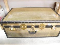 A large travelling trunk