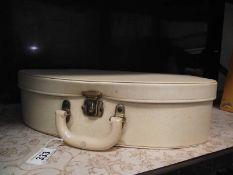 A retro vanity case.