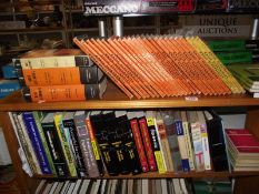 A large selection of books on electronics (2 shelves)