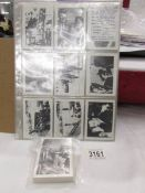 2 sets of JFK Assassination 'A Day That Changed The World' Freedom Press collector's cards.