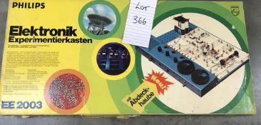 A Philips electronic kit EE2003 (German & sealed inside), may be missing some components,