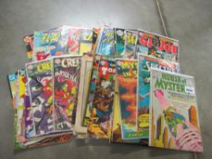DC Comics A good collection of mainly Silver Age and some Bronze Age comics including House of