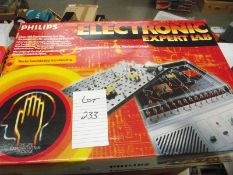 A Philips electronic expert lab, sealed inside, being sold as seen,