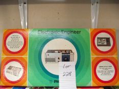 A Philips electronic engineer kit E1003, sealed inside, being sold as seen,