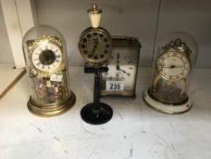 A Rhythm Moulin Rouge alarm clock & 3 others