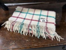 A Thomas Burberry scarf