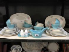 Approximately 45 pieces of Midwinter tea & dinnerware