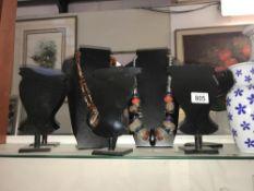 7 jewellery stands