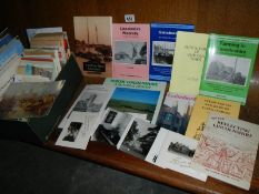 A mixed lot of Lincolnshire related books including Gainsborough.