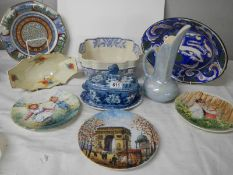Approximately 26 items of collectable 20th century ceramics.